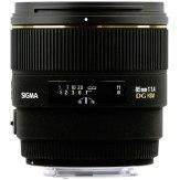Objetivo Sigma EX 85mm f/1.4 DG HSM AF Pentax