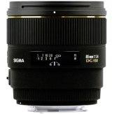 Objetivo Sigma EX 85mm f/1.4 DG HSM AF Sony