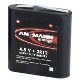 Batería plana Ansmann 3R12