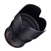 Objetivo Samyang 50mm T1.5 VDSLR MKII Canon