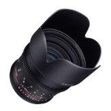 Samyang 50mm T1.5 VDSLR Lens Micro 4/3
