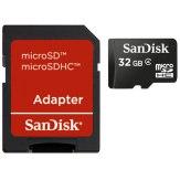 Memoria Sandisk Imaging microSDHC 32GB
