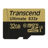 Memoria microSDHC Transcend 32GB UHS-I MLC U3M