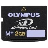 Memoria Olympus xD tipo M+ 2GB