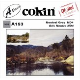 Filtro Cokin Serie A Gris Neutro (ND4) Cokin A153