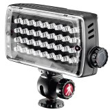Antorchas LED Manfrotto ML360H Midi-36 Kit x4