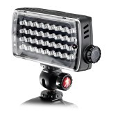 Antorcha LED Manfrotto ML360HP Midi-36 + Rótula