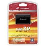 Multi Lector de Tarjetas Memoria Transcend RDF8 USB 3.0 Negro