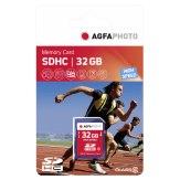 Memoria SDHC AgfaPhoto 32GB Clase 10 / MLC