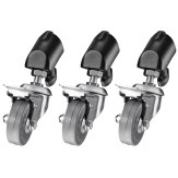 Walimex Wheels Pro set of 3