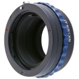 Adaptador Réflex Novoflex Minolta/Sony Alpha para Nikon 1