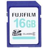 Memoria SDHC Fujifilm 16GB Clase 4