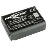 Batería de Litio Ansmann A-Can LP-E10