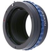 Adaptador Réflex Novoflex Sony Alpha para Fuji X-PRO
