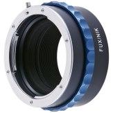 Adaptador Réflex Novoflex Nikon - Fuji X PRO