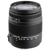 Objetivo Sigma DC 18-250mm f/3.5-6.3 OS AF HSM Macro Canon