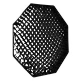 Grid para reflector paraguas octogonal Softbox Walimex Pro 120cm