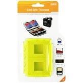 Estuche para tarjetas Gepe Card Safe Extreme Neon