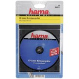 Limpiador de lentes láser de CD Hama