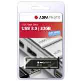 AgfaPhoto USB 3.0 negro 32GB