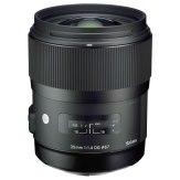 Objetivo Sigma 35mm f/1,4 DG HSM Canon AF