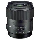Objetivo Sigma 35mm f/1.4 Art DG HSM Nikon AF