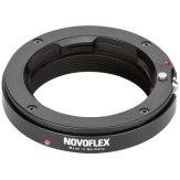 Adaptador Réflex Novoflex Leica M - EOS M