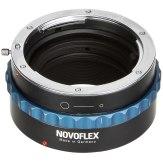 Adaptador Réflex Novoflex Nikon -  EOS M