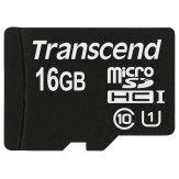 Memoria Transcend MicroSDHC 16GB Class 10 UHS-I