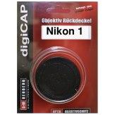 DigiCAP Nikon 1 tapa protectora