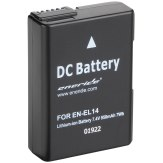 Batería de litio Eneride Nikon EN-EL14
