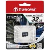 Memoria Transcend MicroSDHC 32GB Class 10 UHS-I