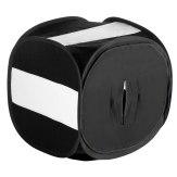 Caja de luz Walimex 150 x 150 x 150cm Negro