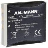 Batería de litio Ansmann Fuji NP 40