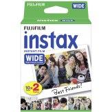 Película Fujifilm Instax Wide 2x10