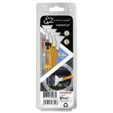 Kit limpieza de sensor Visible Dust Plus 1.0 Naranja