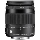 Objetivo Sigma DC 18-200mm f/3,5-6,3 OS AF HSM Nikon