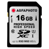 Memoria AgfaPhoto SDHC UHS I 16GB Profesional High Speed Class 10