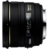 Objetivo Sigma 50mm f/1.4 DG HSM Sony A