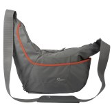 Lowepro Passport Sling III Bag Gray / Orange