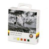 Pack de 4 filtros Cokin H400-03 Black & White