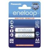 Pilas 1x2 Panasonic Eneloop Mignon AA 1900 mAh