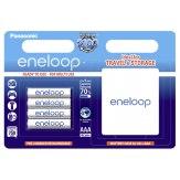 Pilas 1x4 Panasonic Eneloop Micro AAA 750 mAh + Caja