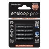 Pilas 1x4 Panasonic Eneloop Pro Micro AAA 930 mAh