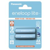 Pilas 1x2 Panasonic Eneloop Lite Mignon AA 950 mAh