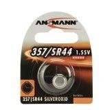 Pila de Botón Ansmann Silveroxid 1.55V SR44/357