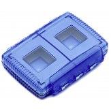 Estuche para tarjetas Gepe Card Safe Extreme Azul