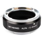 Adaptador Metabones ALPA - Sony E