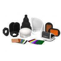MagMod Kit Wedding Starter para Ricoh Caplio RR750