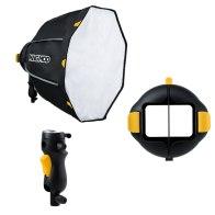 MagMod MagBox 24 Octa Starter Kit para Nikon D200